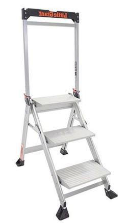 Little Giant Ladder Systems 11903 3-Step Jumbo