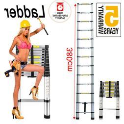12ft5 Alu Multi Purpose Telescopic Alu Ladder Extension Stra