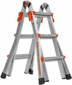 Little Giant 13-Foot Velocity Multi-Use Ladder, 300-Pound Du