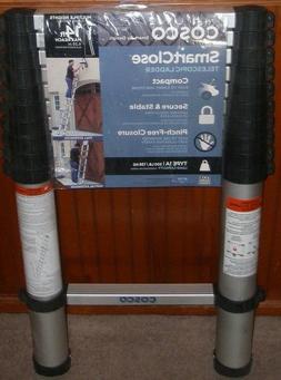 Cosco 14 ft Aluminum Telescopic Extension Ladder Type IA 300