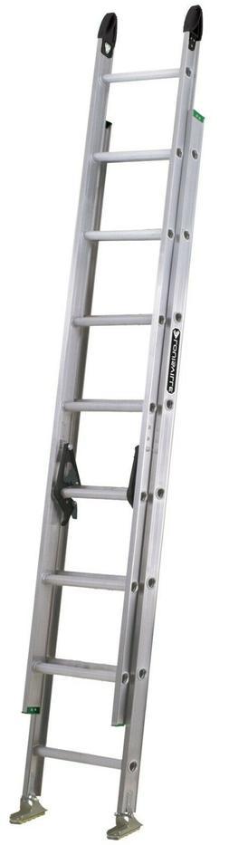 16 ft Aluminum Extension Ladder Louisville Household Lightwe