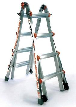 17 1A Little Giant Ladder Classic Champ Bundle - Includes 4