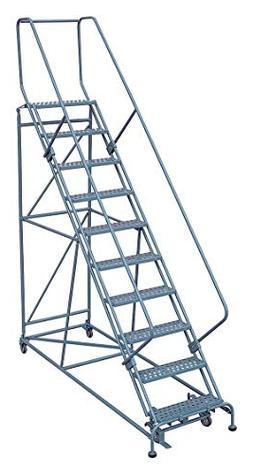 Cotterman 1710R2632A1E24B4W5C1P6 - Rolling Ladder 130 in H 5