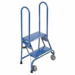 Ballymore 2 Step Lock-N-Stock Folding Ladder, Lot of 1