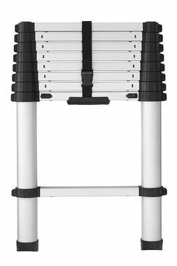 Cosco 20309T1ASE Smartclose Telescoping Aluminum Ladder,