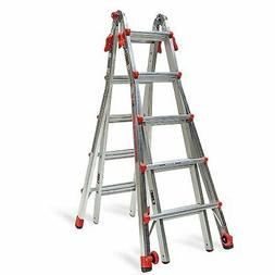Little Giant Ladder Systems 22 Foot Type IA Aluminum Multi P