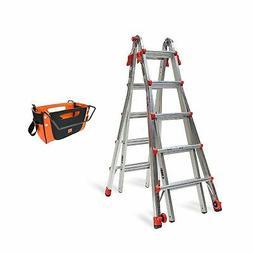 Little Giant Ladder Systems 22 Ft Aluminum Multi Position La