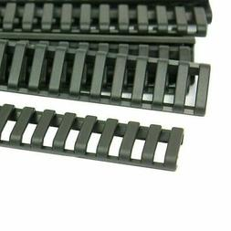 "24 Pieces 7"" Heat Resistant Rifle Ladder Rail Cover Picatinn"