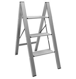 Amerihome 3 Step Folding Ladder