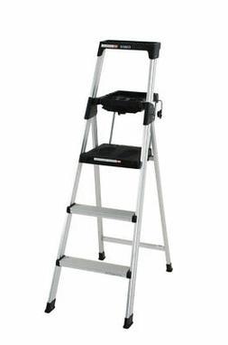 5 in h aluminum step ladder type