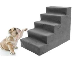 5 Steps Dog Stairs Animal Cat Ramp Ladder for Puppy Senior P