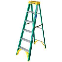5906 fiberglass ladder