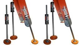 LADDER ACCESSORIES 600C Ladder Leveler Pair )
