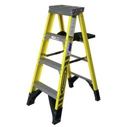 Werner-7304S 4 Ft. Type IAA Fiberglass Step Ladder