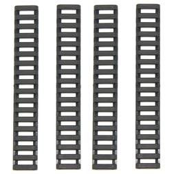 8 PCS  Weaver Picatinny Rubber Ladder Rail/Handguard Covers