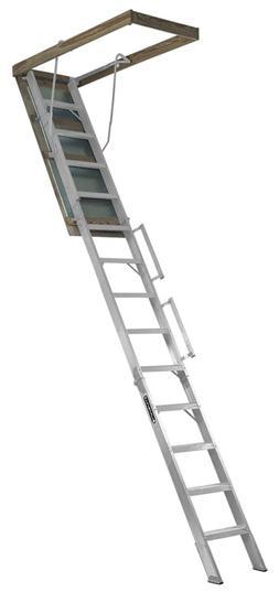 LOUISVILLE LADDER 16 AL228P extension-ladders 22-Inch Openin