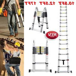 Aluminium Ladders Telescoping Multi-Purpose Extension Ladder