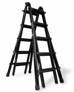 Little Giant 5 ft. Aluminum 1A Multipurpose Ladder, 10103T