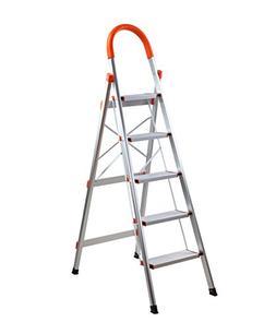 aluminum step ladder lightweight multi purpose portable fold