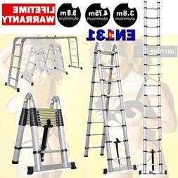 Aluminum Ladder Telescopic Extension Multi-Purpose Scaffold