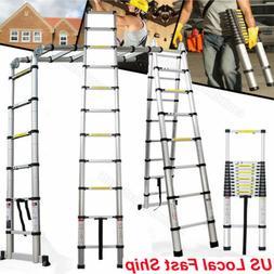 aluminum ladder telescopic extension multi purpose scaffold