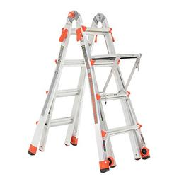 Little Giant Ladder Systems 17' Aluminum Multi Position Ladd