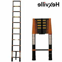 aluminum multi purpose telescopic ladder extension foldable