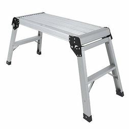 Best Choice Products BCP Certified EN131 Aluminum Platform D