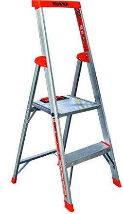 Little Giant 4 ft. Aluminum Platform Stepladder, 15272-001