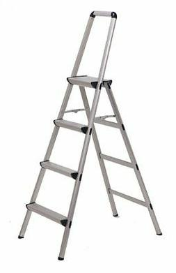 Xtend+Climb 5.25 ft Aluminum Ultra Lightweight Step Ladder w
