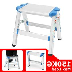 Anti Slip Small Folding <font><b>Ladder</b></font> Safety <f