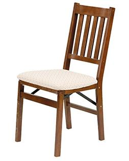 Stakmore Arts and Craft Folding Chair Finish, Set of 2, Frui