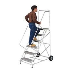 Ballymore / Garlin - ALWB-7R - Wheelbarrow Ladder, Aluminum,