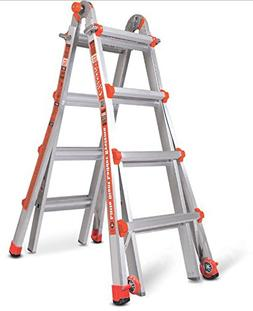 Multipurpose Little Giant M17 Ladder
