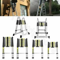 Collapsible Telescoping Ladder Folding Telescopic Ladders Ex