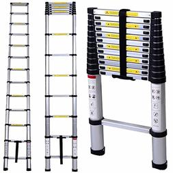 Luisladders Oshion Aluminum Telescoping Telescopic Extension