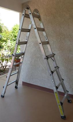 Extension Ladder 17' COSCO Model 20-217-TIASW
