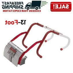 Fire Escape Ladder 2 Story Emergency Survival Tool Bedroom A