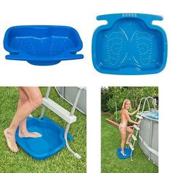 Foot Bath For Above Ground Swimming Pool Ladder Spa Pool Acc