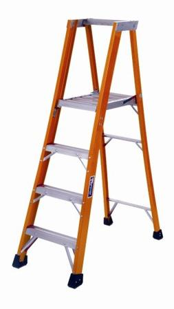Louisville Ladder FP1405HD 375-Pound Duty Rating Fiberglass