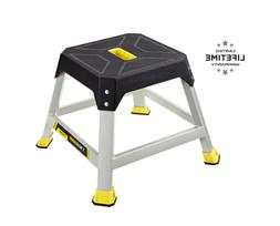 Gorilla Ladders Platform Step Stool Steel 300 Lb. Max Sturdy