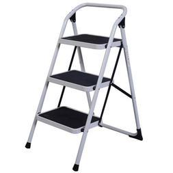 Portable Folding <font><b>Step</b></font> <font><b>Ladder</b