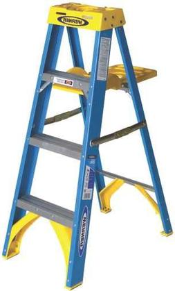Type I Fiberglass Stepladder 4 Ft.