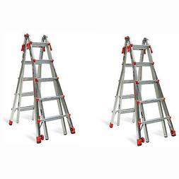 Little Giant Ladder Systems 22 Foot Type IA Multi Position L