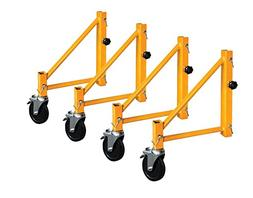 Jobsite Series Steel Scaffold Outriggers