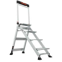 Little Giant Ladder Systems Jumbo Step 4-Step Stool