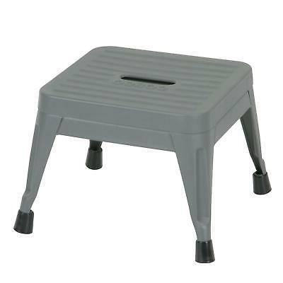 1 step 225 lb capacity stackable gray