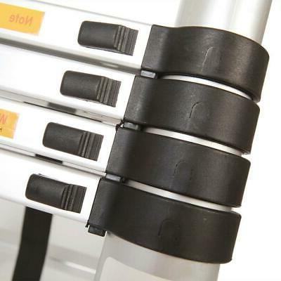 10.5-16.5FT Aluminium Multi-Purpose Extension Folding Ladder