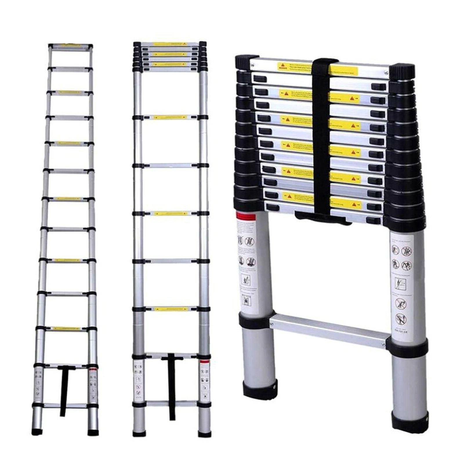 10.5FT Multi-Purpose Ladder Tall EN131