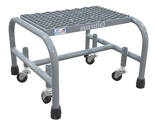 1001n1818a1e10b3c1p1 steel rolling platform 12 overall heigh